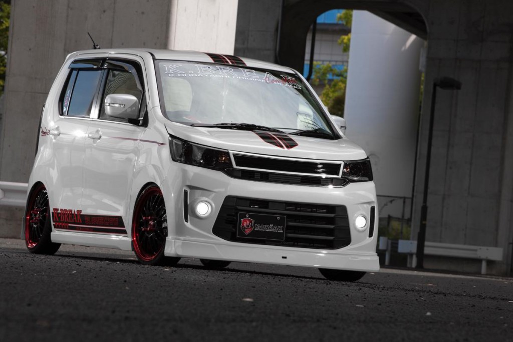 Athlete s wagon r stingray mh44s