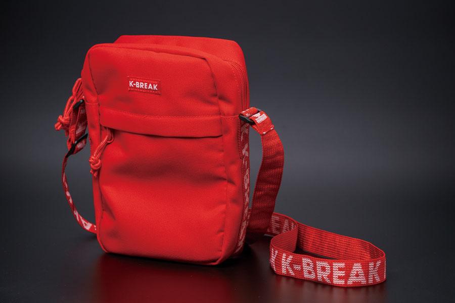 K-BREAK ショルダーバッグブラック