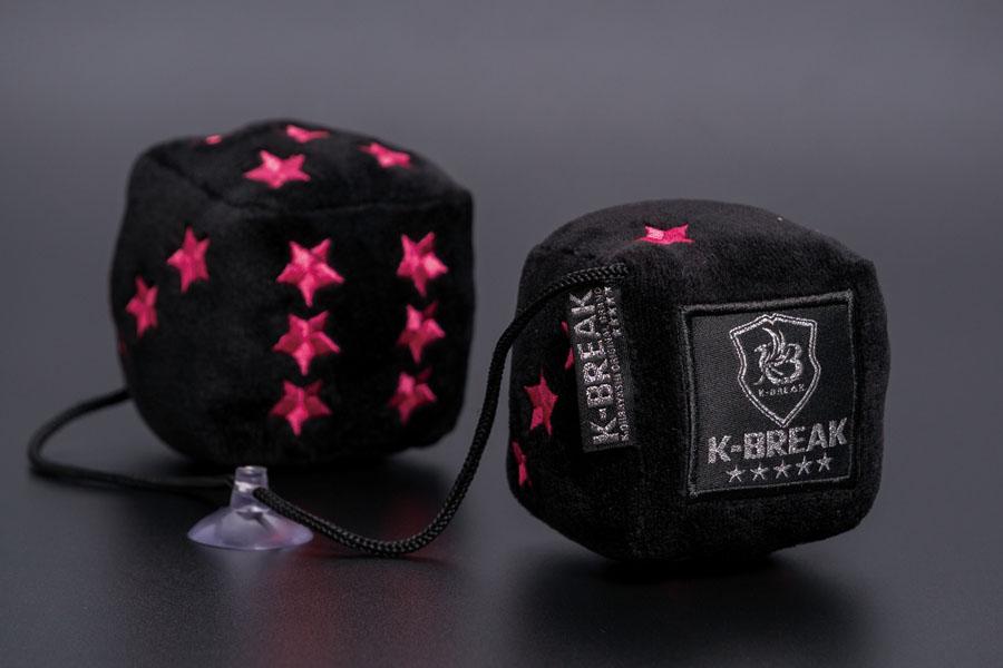 KB DICEブラック/ピンク